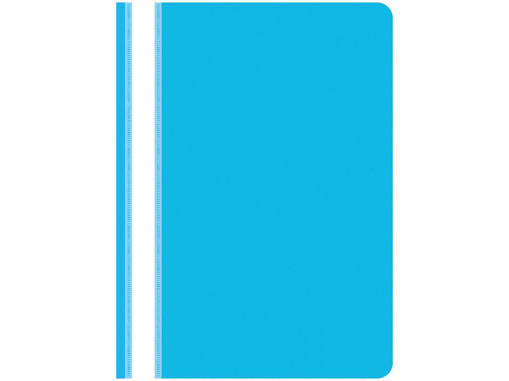 Папка Berlingo A4 Blue-Transparent ASp_04102 цена и фото