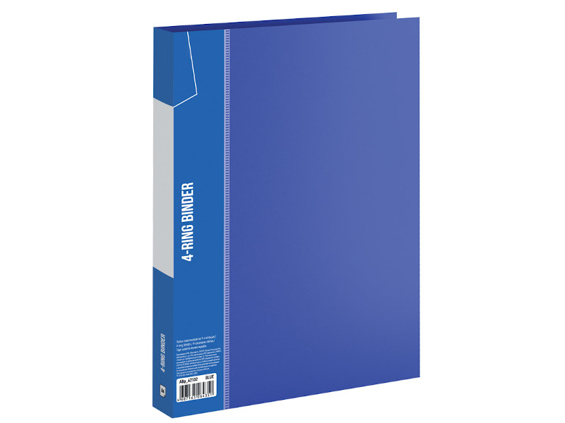 Папка Berlingo Standard 25mm Blue ABp_42102 цена и фото