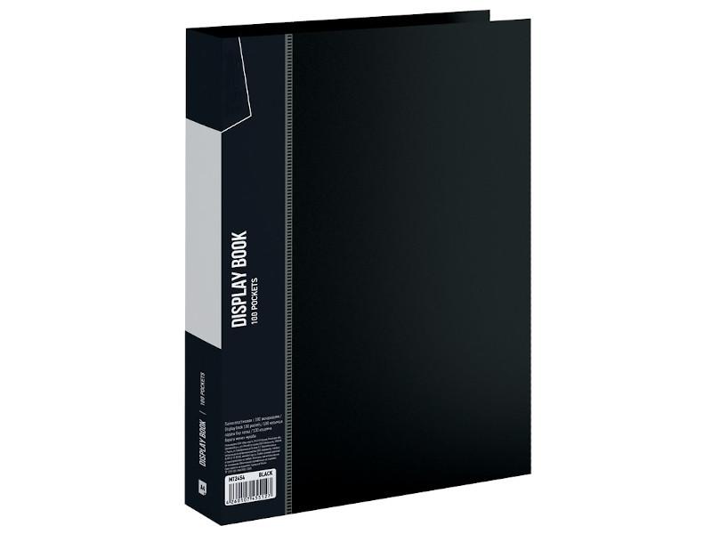 Папка Berlingo Standard 30mm Black MT2454