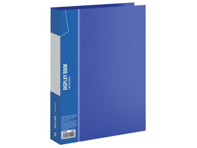 Папка Berlingo Standard 30mm Blue MT2453