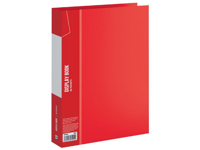 Папка Berlingo Standard 30mm Red MT2446