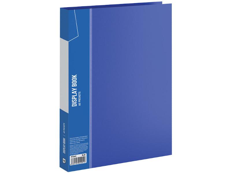 Папка Berlingo Standard 21mm Blue MT2443
