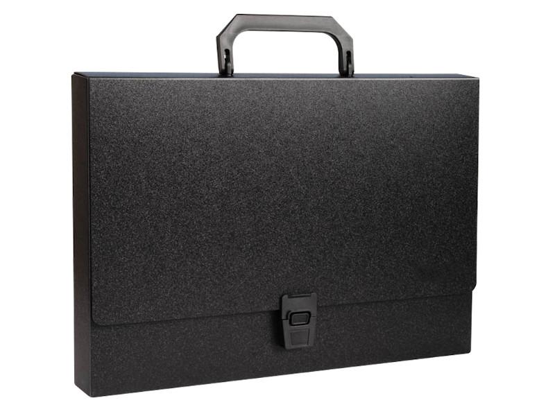 Папка Berlingo Standard A4 325x230x35mm Black MP2311 цена и фото