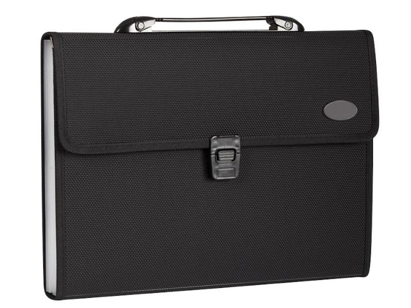 Папка Berlingo Standard A4 330x240x40mm Black MF2305 цена и фото