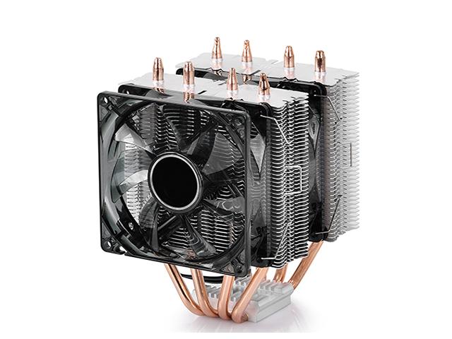Кулер DeepCool Frostwin LED ( Intel LGA1150/1151/1155/1156/LGA1356/1366/LGA2011/2011-3 AMD AM2/AM2+/AM3/AM3+/FM1/AM4/FM2/FM2+)