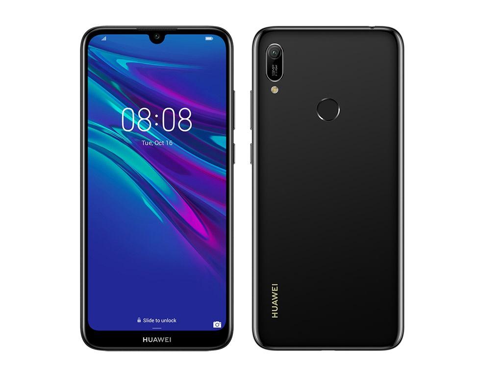 Сотовый телефон Huawei Y6 2019 2/32Gb Modern Black Выгодный набор + серт. 200Р!!!