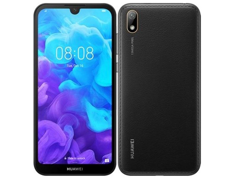 Сотовый телефон Huawei Y5 2019 2/32Gb Modern Black Выгодный набор + серт. 200Р!!!