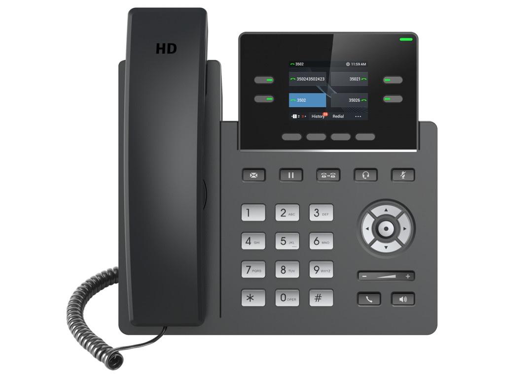 VoIP оборудование Grandstream GRP2612P