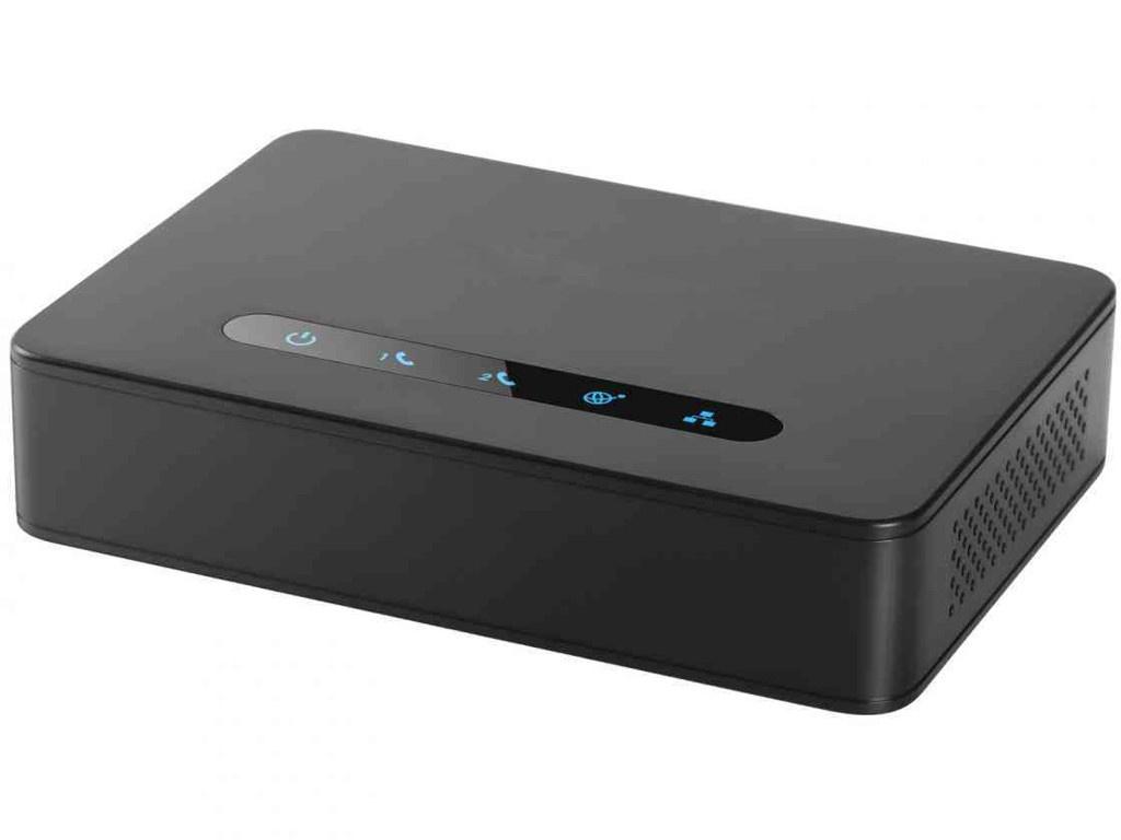 цены VoIP оборудование Grandstream HT812