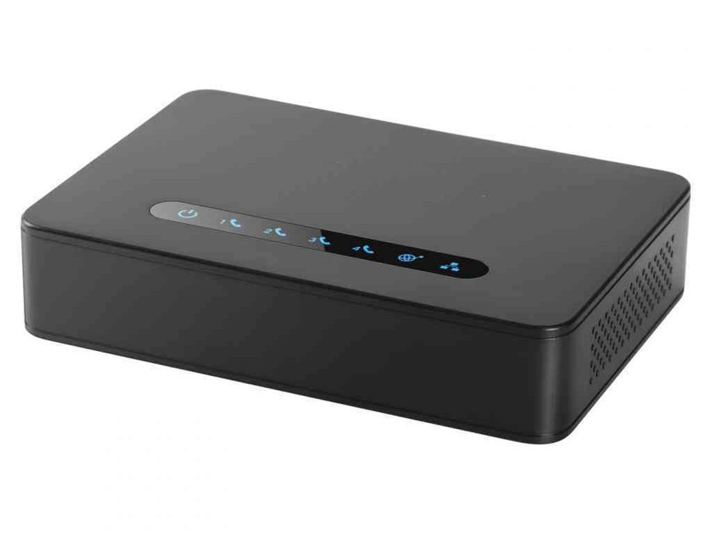 VoIP оборудование Grandstream HT814