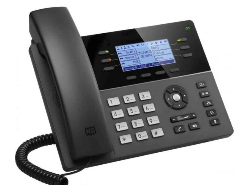 VoIP оборудование Grandstream GXP1760w