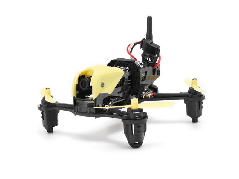 Квадрокоптер Hubsan H122D-HIGH X4 STORM RTF Black hubsan x4 h502s h502e 2 4g rx receiver board