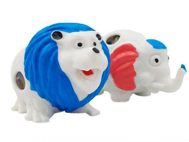 Игрушка антистресс Good Mood Животные 0572 White