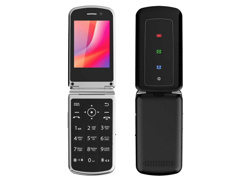 Сотовый телефон OLMIO F28 Black