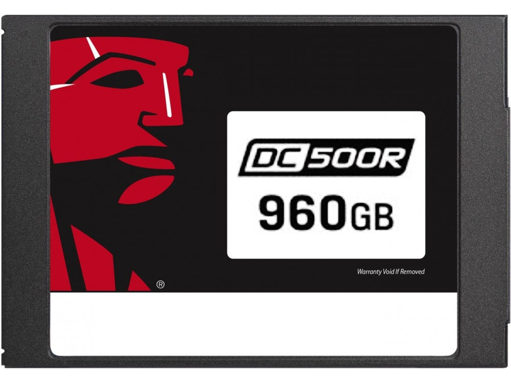 Жесткий диск Kingston DC500R Data Center 960Gb SEDC500R/960G