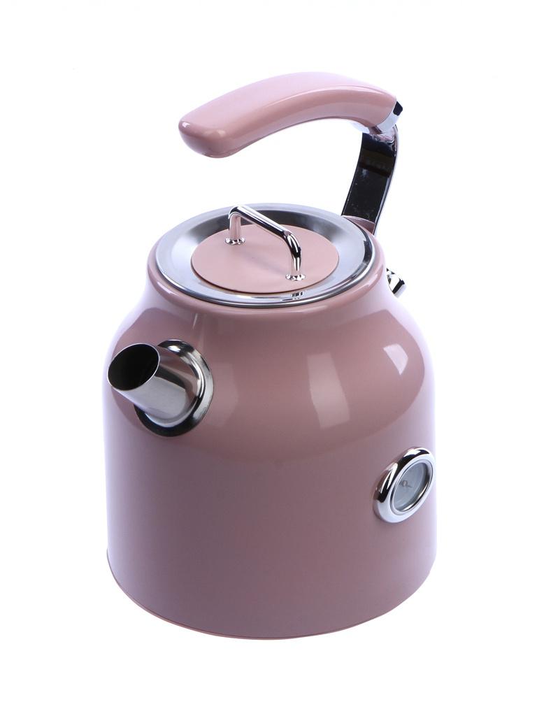 Чайник Kitfort KT-663-3 Pink