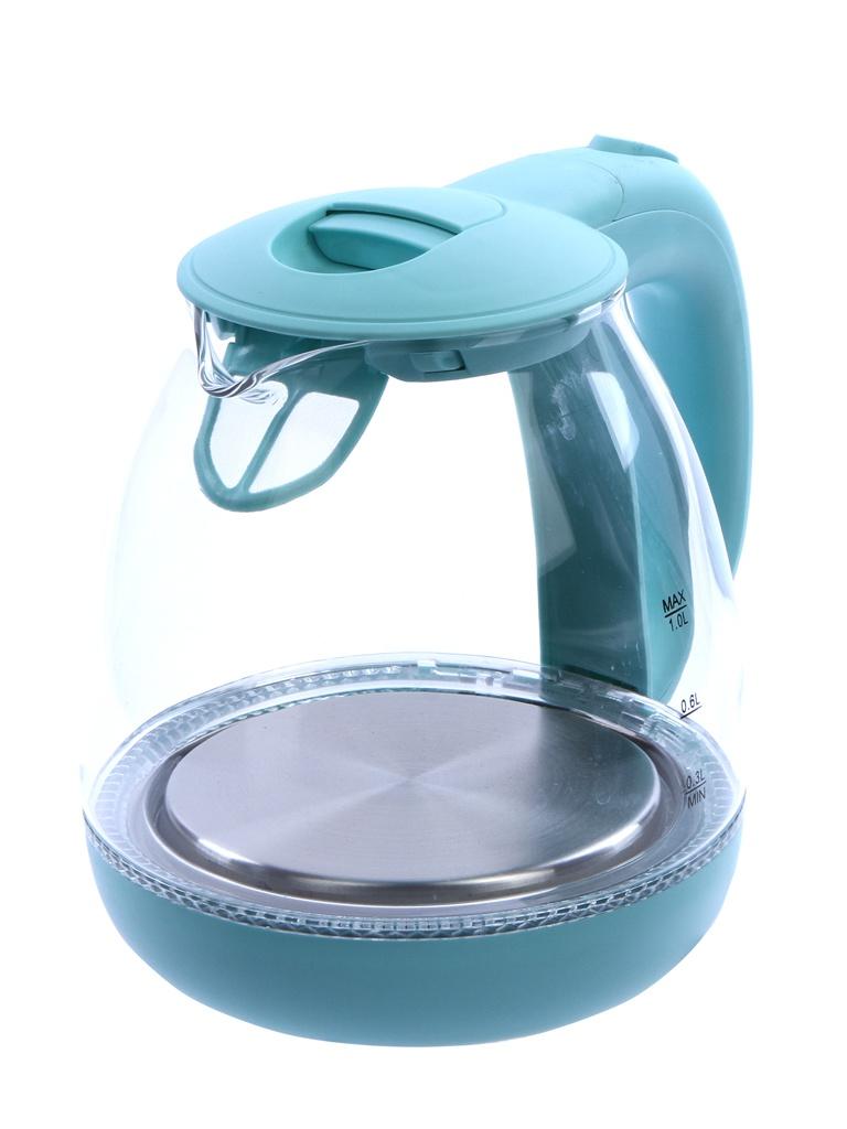 Чайник Kitfort KT-653-1 Light Blue
