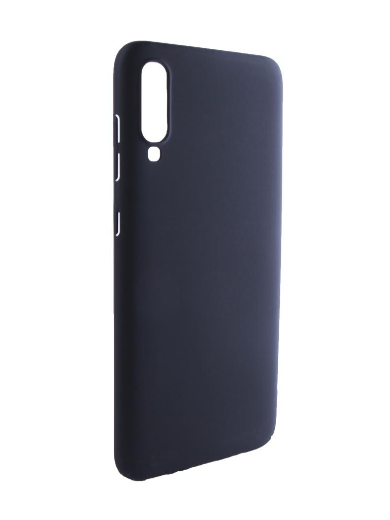 Аксессуар Чехол Neypo для Samsung Galaxy A70 2019 Soft Touch Black ST11986