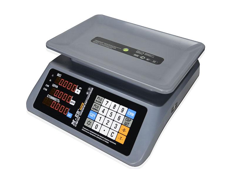 Весы Mercury M-ER 320AC-15.2 LCD цена