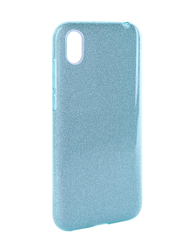 Аксессуар Чехол Neypo для Huawei Honor 8S Brilliant Silicone Turquoise Crystals NBRL11932 аксессуар чехол для huawei p20 lite neypo brilliant silicone silver crystals nbrl4498