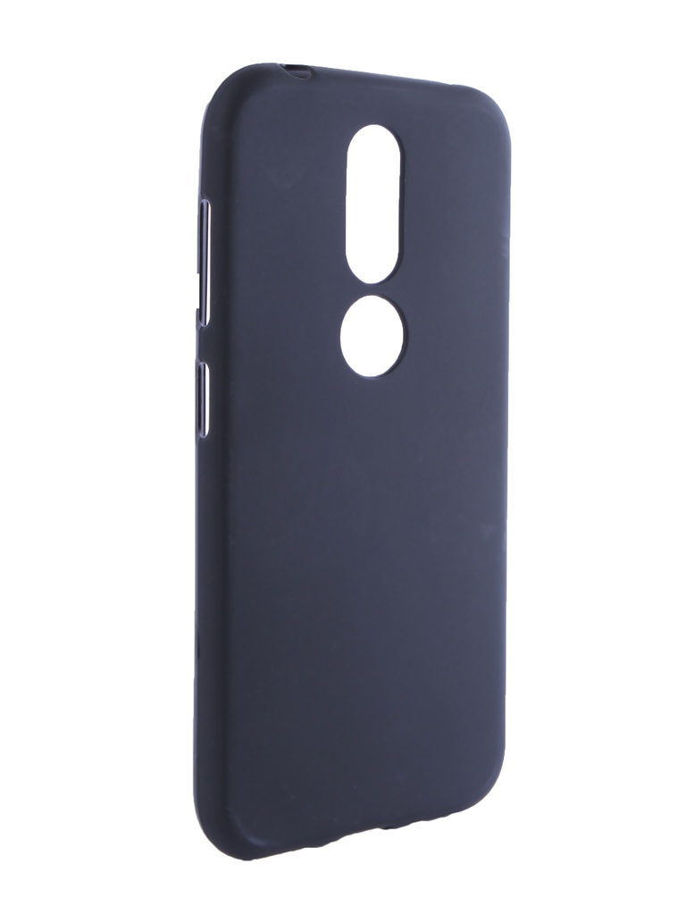 Чехол Neypo для Nokia 4.2 2019 Soft Matte Silicone Black NST12613