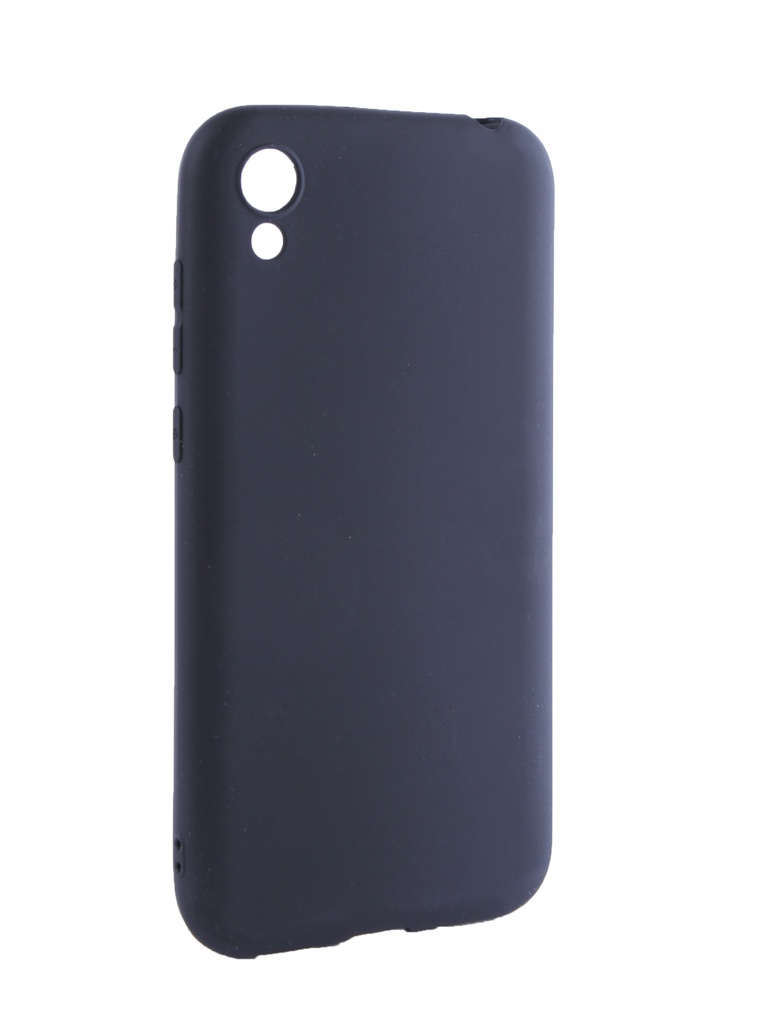 Чехол Neypo для Huawei Y5 2019 Soft Matte Silicone Black NST11960
