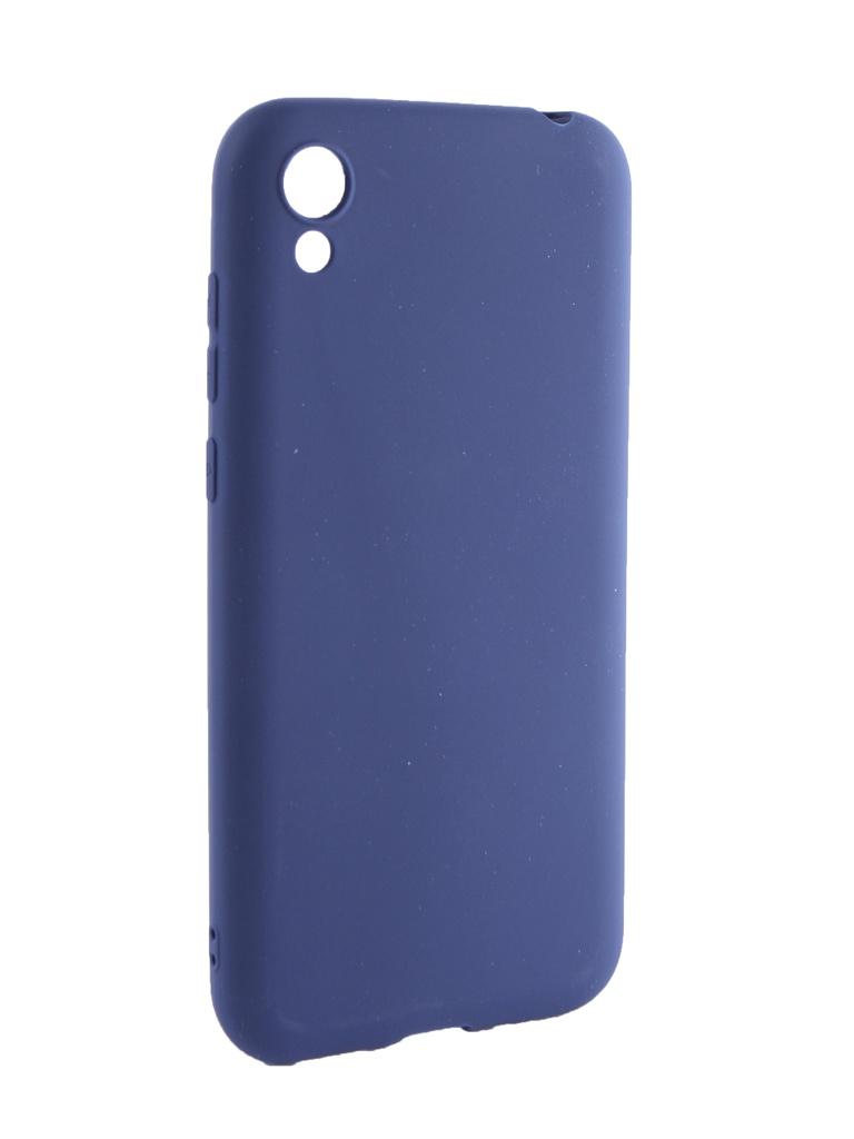 Чехол Neypo для Huawei Y5 2019 Soft Matte Silicone Dark Blue NST11959