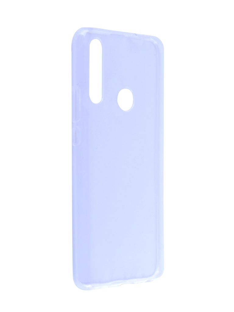 Чехол Neypo для Huawei P Smart Z 2019 Silicone Transparent NST12782