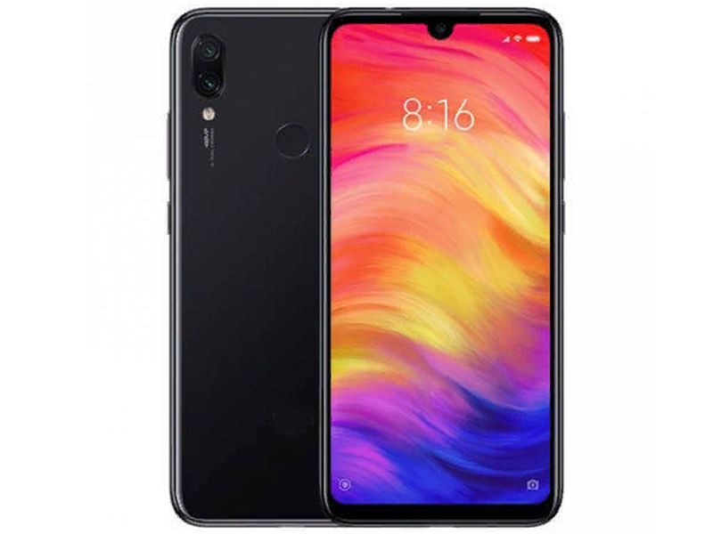 Сотовый телефон Xiaomi Redmi Note 7 4Gb RAM 128Gb Black