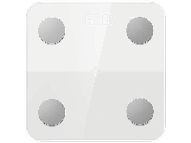Весы напольные Noerden Minimi White PNS-0002