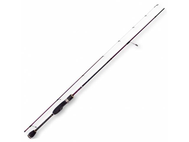 Удилище Crazy Fish Ebisu II Violet SV 602 SUL Nano Jig new Style 1.83m 0.5-3g