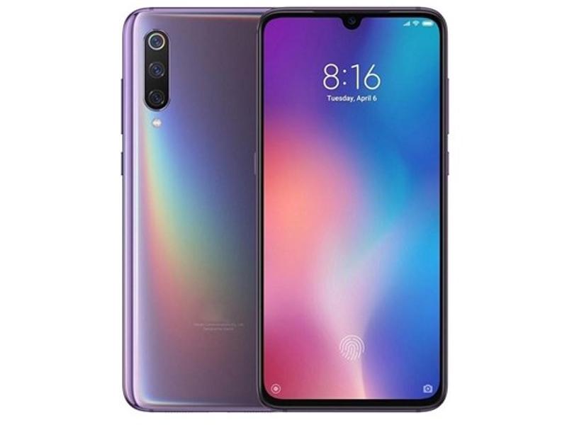 Сотовый телефон Xiaomi Mi9 6Gb RAM 128Gb Lavender Violet