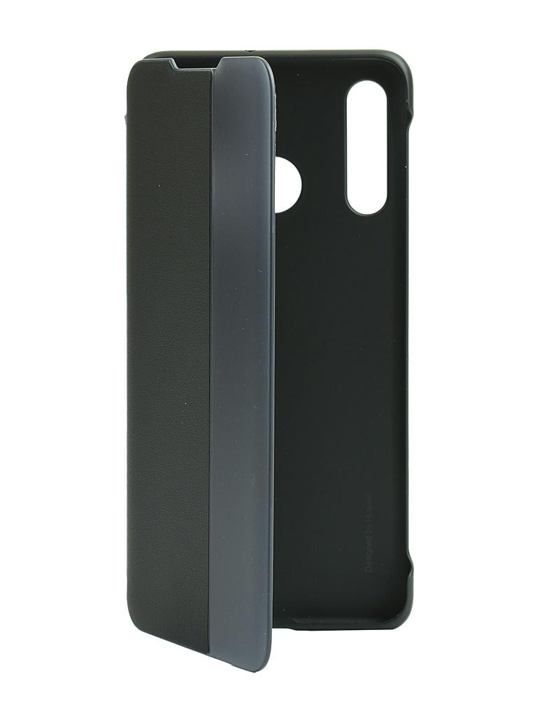 Чехол для Huawei P30 Lite Flip Cover Black 51992971