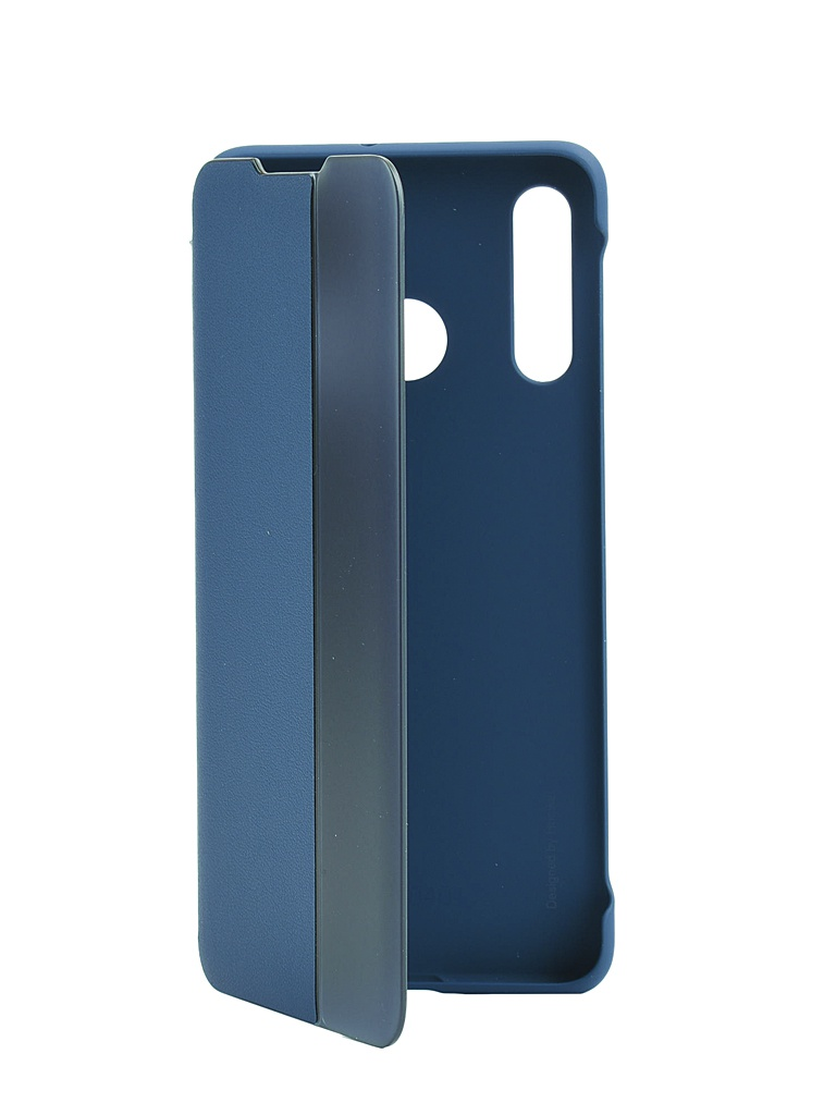 Аксессуар Чехол для Huawei P30 Lite Flip Cover Blue 51992972