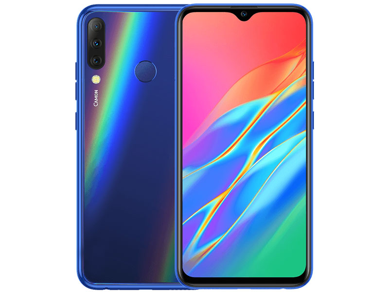 Сотовый телефон TECNO Camon 11S Aqua Blue