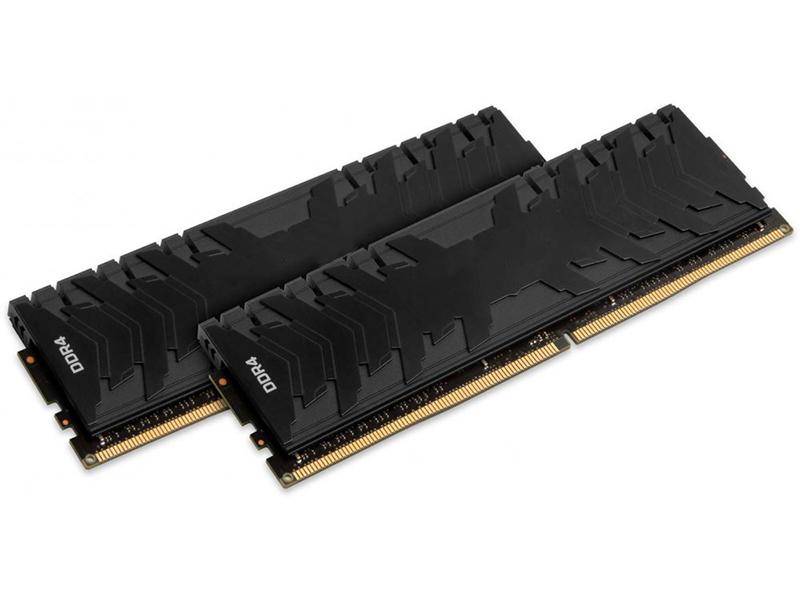 Модуль памяти Kingston HyperX Predator DDR4 DIMM 3600MHz PC-28800 CL17 - 16Gb KIT (2x8Gb) HX436C17PB4K2/16 card for pc crdvidpci044 predator promedia original 95