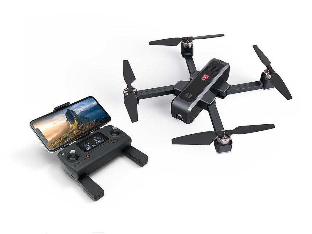 Квадрокоптер MJX Bugs 4W Wi-Fi FPV GPS