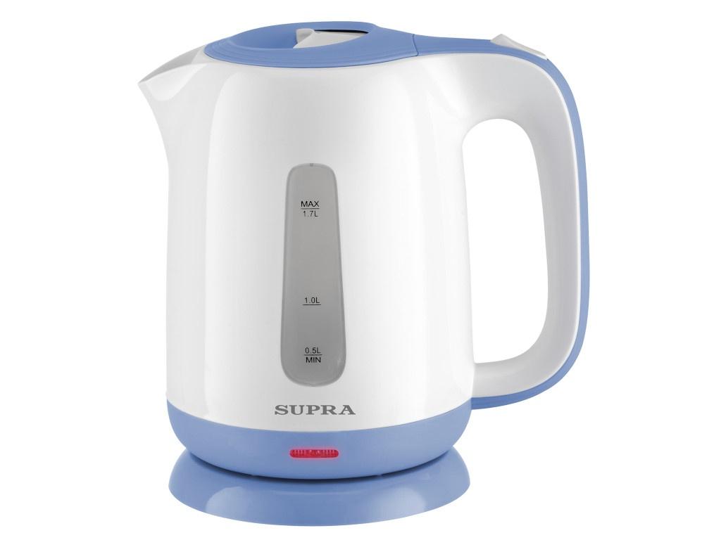 Чайник SUPRA KES-1724 White-Blue