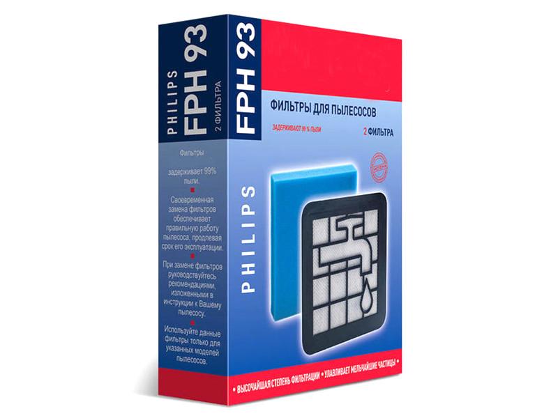 Набор фильтров Topperr FPH 93 для Philips FC 9350/01 / 9353/01