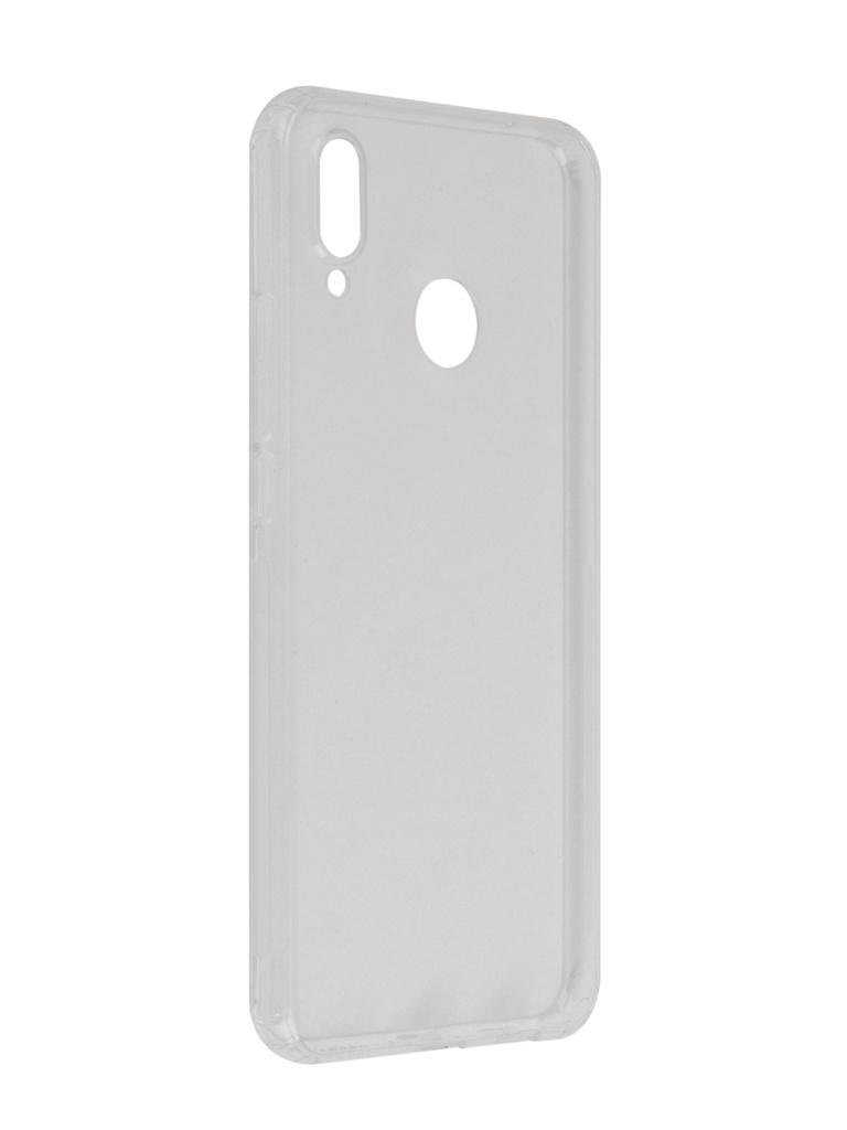Аксессуар Чехол SkinBox для Huawei Nova 3i / P Smart Plus Slim Silicone Dustproof Transparent T-S-HN3i-008