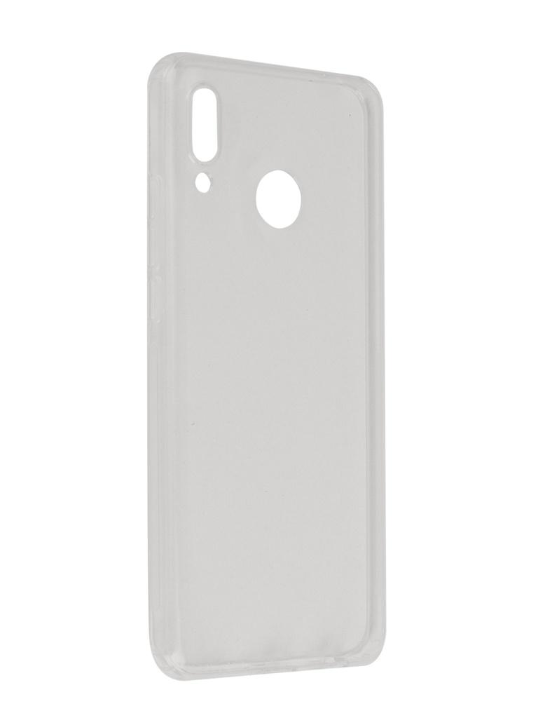 Аксессуар Чехол SkinBox для Huawei Nova 3 Slim Silicone Dustproof Transparent T-S-HN3-008