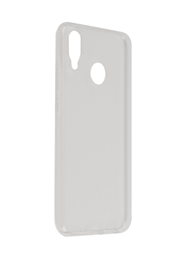 Аксессуар Чехол SkinBox для Huawei P20 Lite / Nova 3E Slim Silicone 4People Transparent T-S-HP20L-005