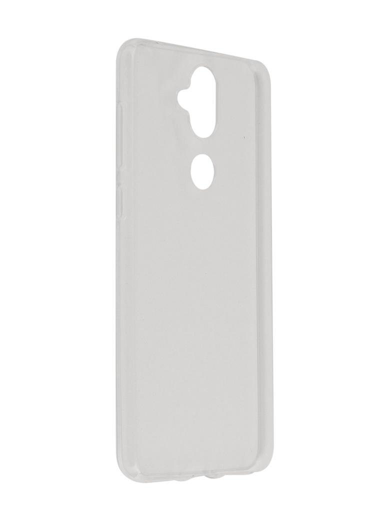 Аксессуар Чехол SkinBox для ASUS ZenFone 5 Lite ZC600KL Slim Silicone 4People Transparent T-S-AZZC600KL-005
