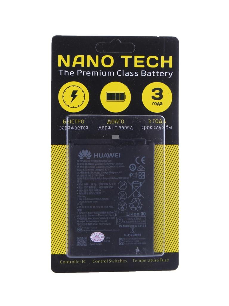 Аккумулятор Nano Tech 3400mAh для Huawei Honor 10 / P20