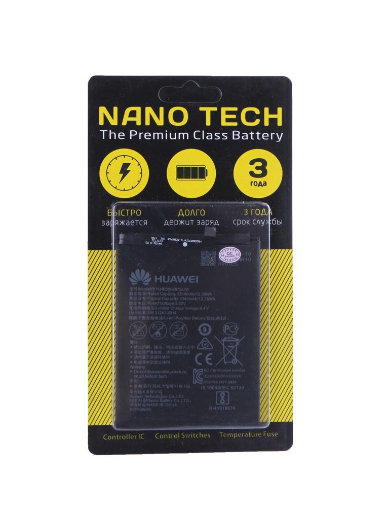 Аккумулятор Nano Tech 3340mAh для Huawei Nova 2 Plus / Honor 7X