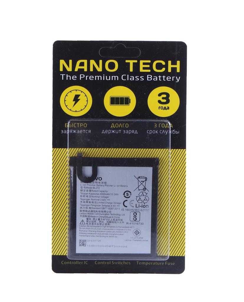 Аккумулятор Nano Tech 4000mAh для Lenovo K6 Power