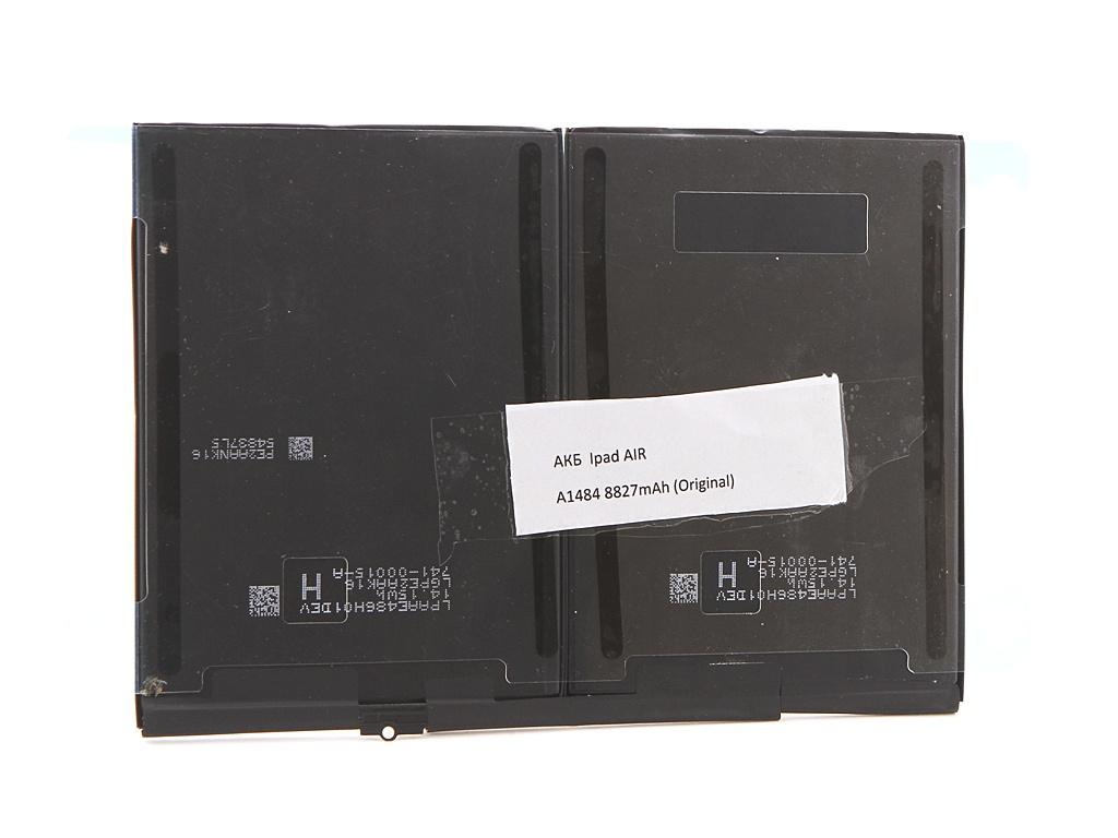 Аксессуар Аккумулятор Nano Tech (схожий с A1484) 8827mAh для APPLE iPad Air / 5