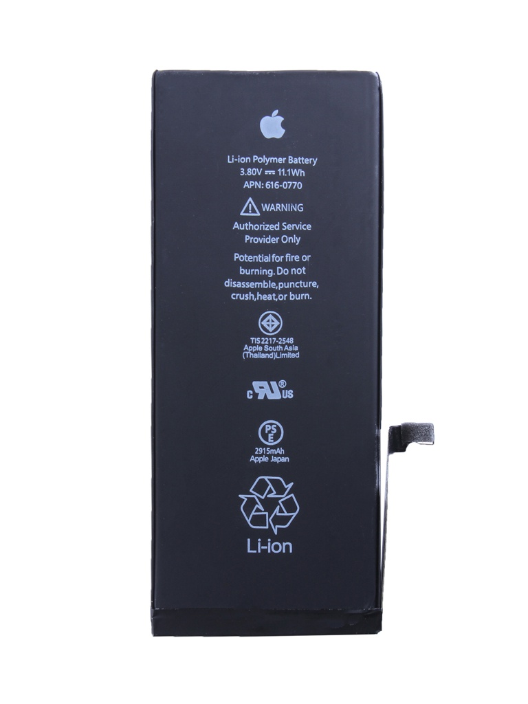 Аккумулятор Nano Tech 2915mAh для APPLE iPhone 6 Plus