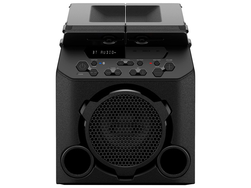 Минисистема Sony GTK-PG10 Black фото