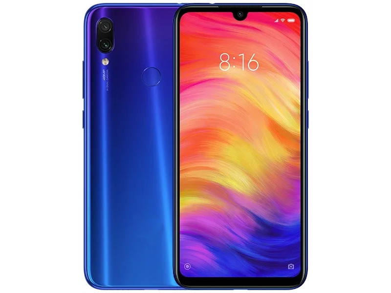 Сотовый телефон Xiaomi Redmi Note 7 4Gb RAM 128Gb Blue